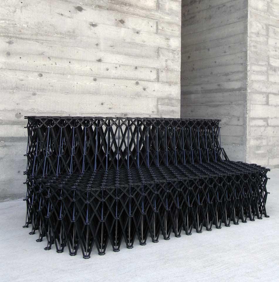 XXXX_Sofa, black